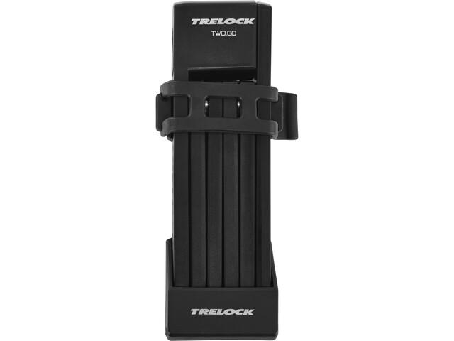 Trelock FS 200 TWO.GO L Faltschloss schwarz